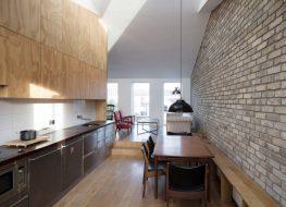 Cải tạo nhà theo phong cách hiện đại tại Anh